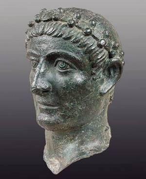 Император Константин возвращается в Рим