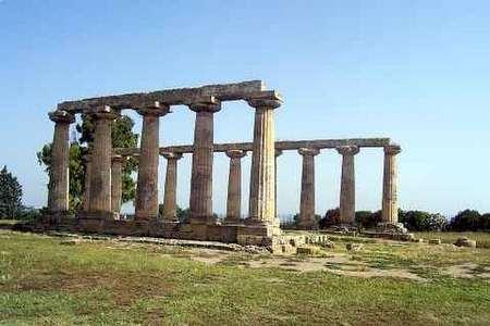 Храм Геры в Метапонто