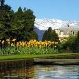 Вилла Таранто - Пьемонт расцветает