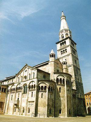 Собор в Модене