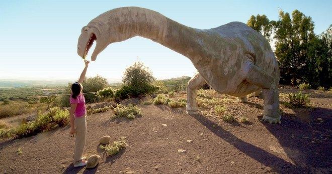 Доисторический парк динозавров