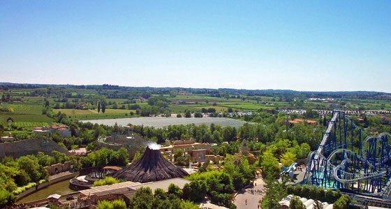 Панорама Гардаленда