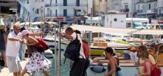 Капри – идеальное место для романтического уик-энда