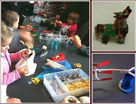 Лаборатория игрушек