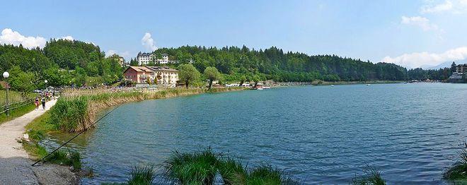 Озеро Лавароне