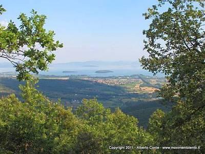 Три острова на озере Тразимено