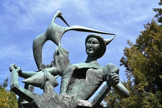 Пиноккио и фея