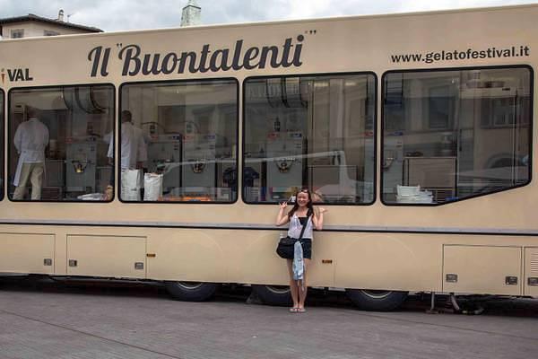 Передвижная лаборатория Buontalenti