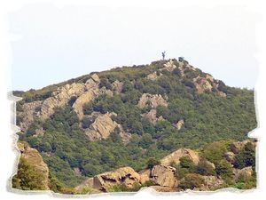 Гора Ортобене