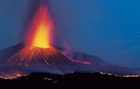 Извержения Этны учащаются