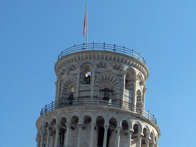 Колокола на Пизанской башне