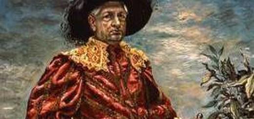 Портреты де Кирико в Каса-дель-Вино-Нобиле