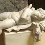 Амур и Психея на выставке в Мантуе