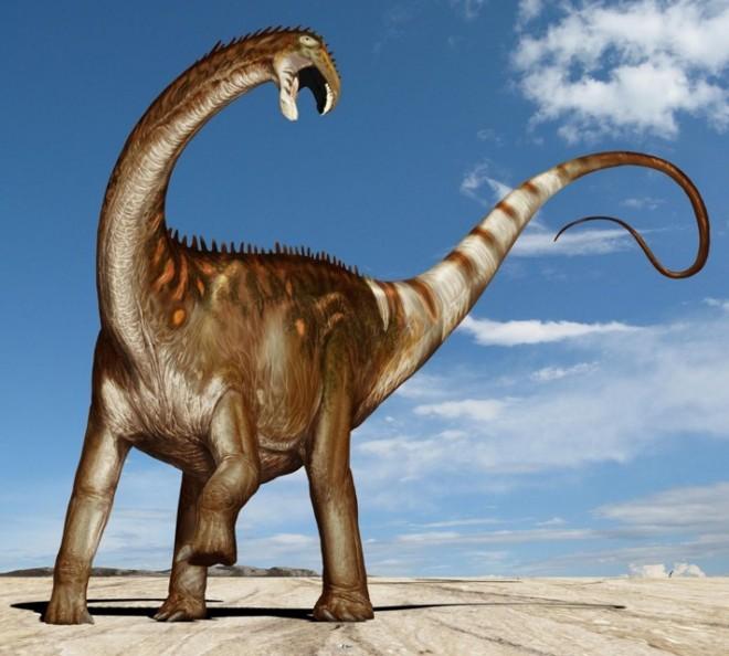Неизвестный вид динозавров Tataouinea Hannibalis изучен итальянцами