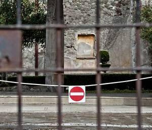 Помпеи могут исключить из списка наследия ЮНЕСКО