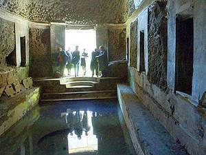 Геркуланум: ночные экскурсии в зоне раскопок