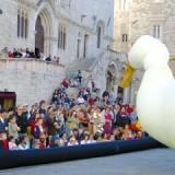 Международный фестиваль анимационных фигур в Перудже