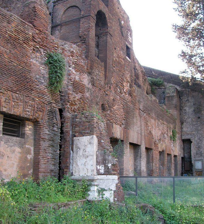 Инсула возле римского капитолия