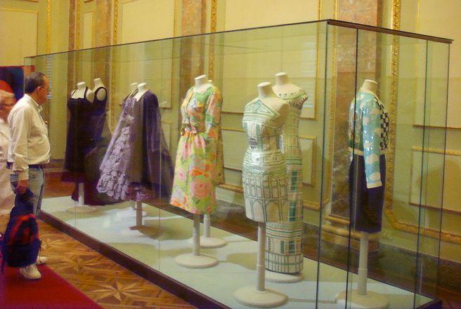 Галерея костюма в Палаццо Питти