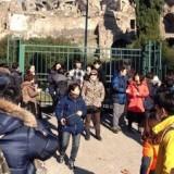 Помпеи закрылись на новогодние праздники