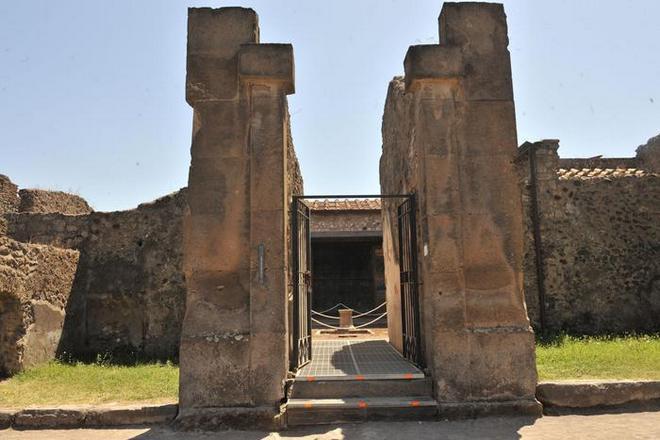 Археологический комплекс под открытым небом Помпеи