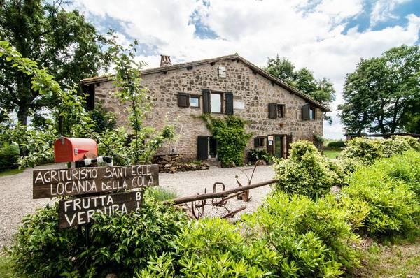 Agriturismo Biologico Toscana