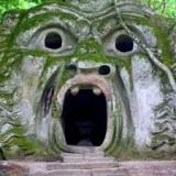 Священный лес (Сад чудовищ) в средневековом Бомарцо