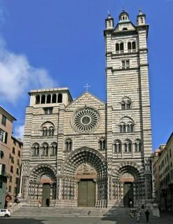 Собор Сан-Лоренцо в Генуе