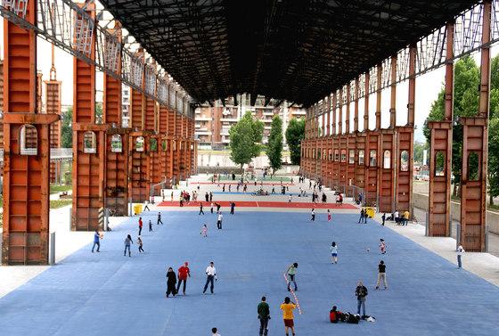 Парк Дора в Турине